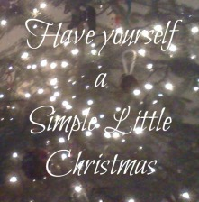 simplechristmas